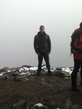 Mount Snowden Summit