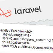 Laravel Class Not Found