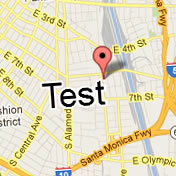Google Maps API Labels Under Overlays