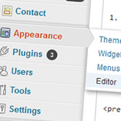 Create Wordpress Theme File