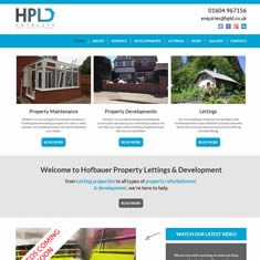 Hofbauer Property Lettings & Development